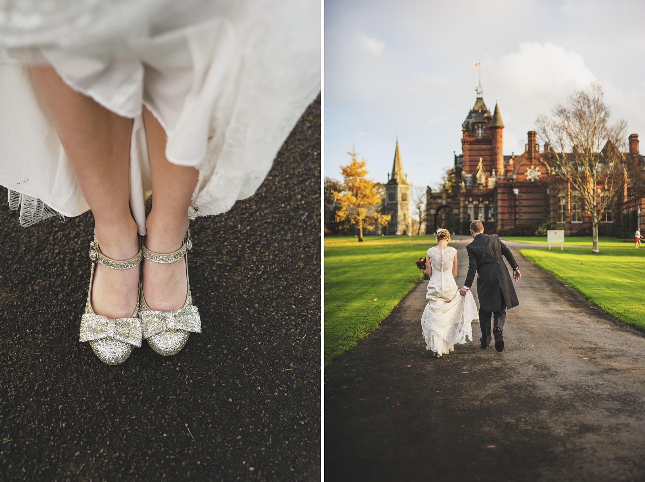 Elvetham hotel Hampshire wedding photography