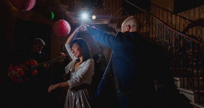 Hill Place Wedding Photography: Cui & James