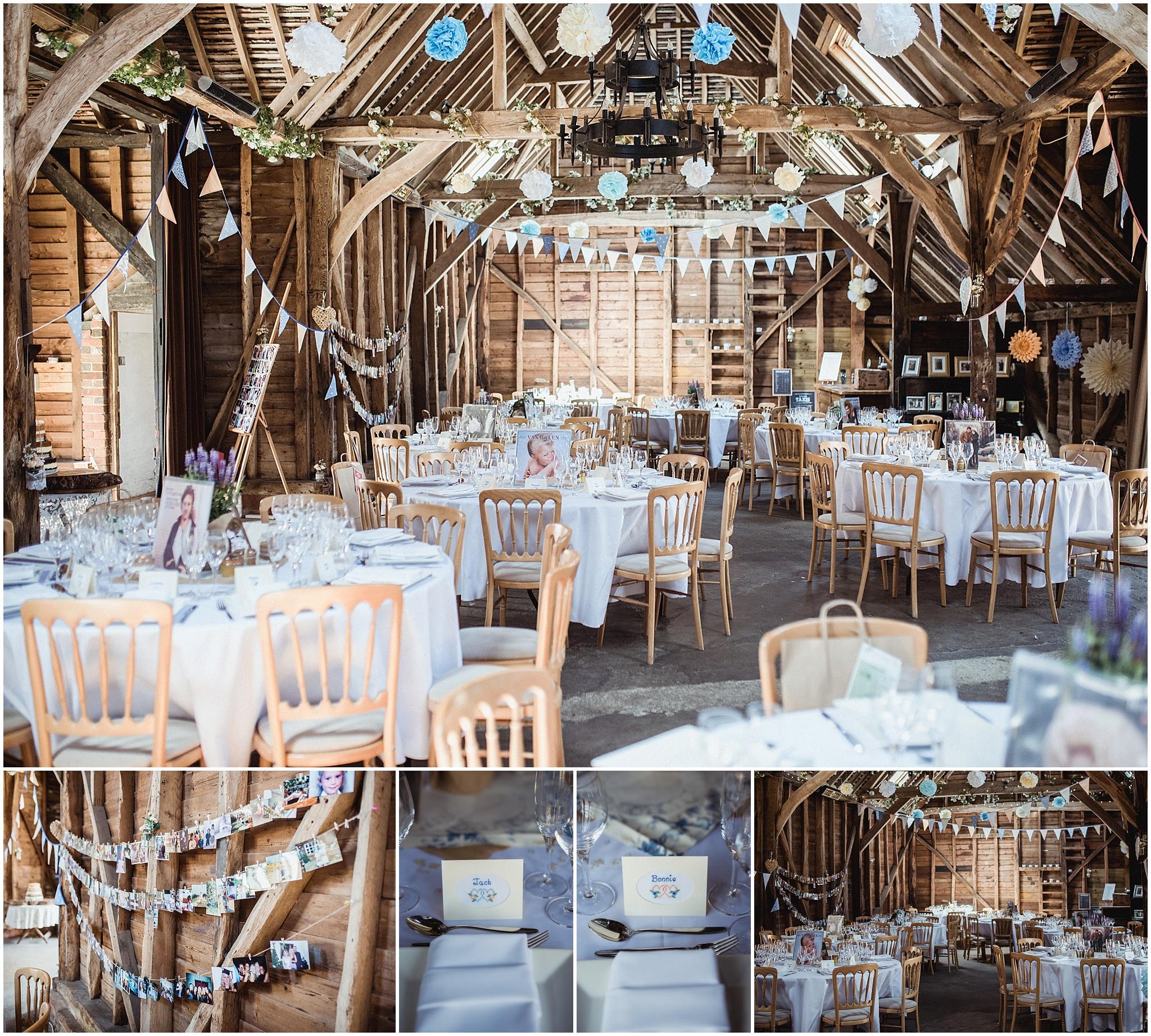 Heron's farm wedding photography