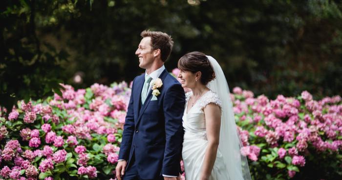 Hannah & Hugh's beautiful Smedmore House wedding!