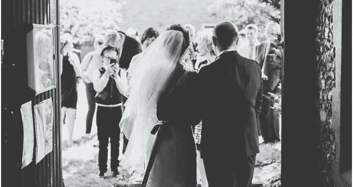 Doreen & Chris' Wiltshire wedding!