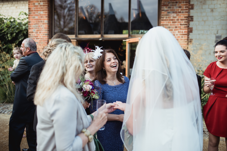 Matt & Lauren's wedding at Barn at Bury Court-43