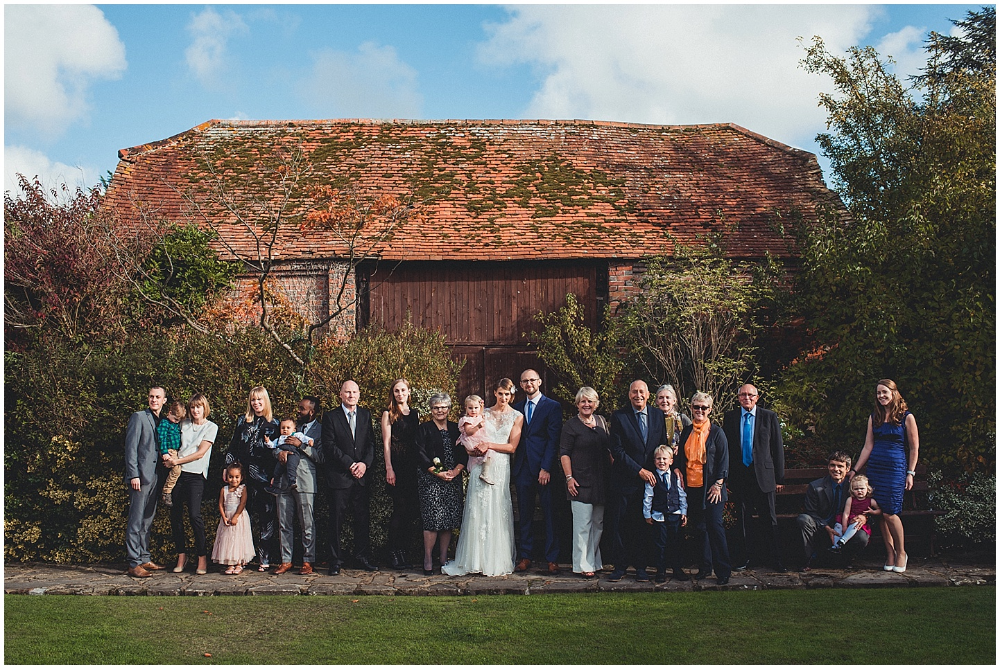 Hanna & Dan's Montagu arms beaulieu wedding