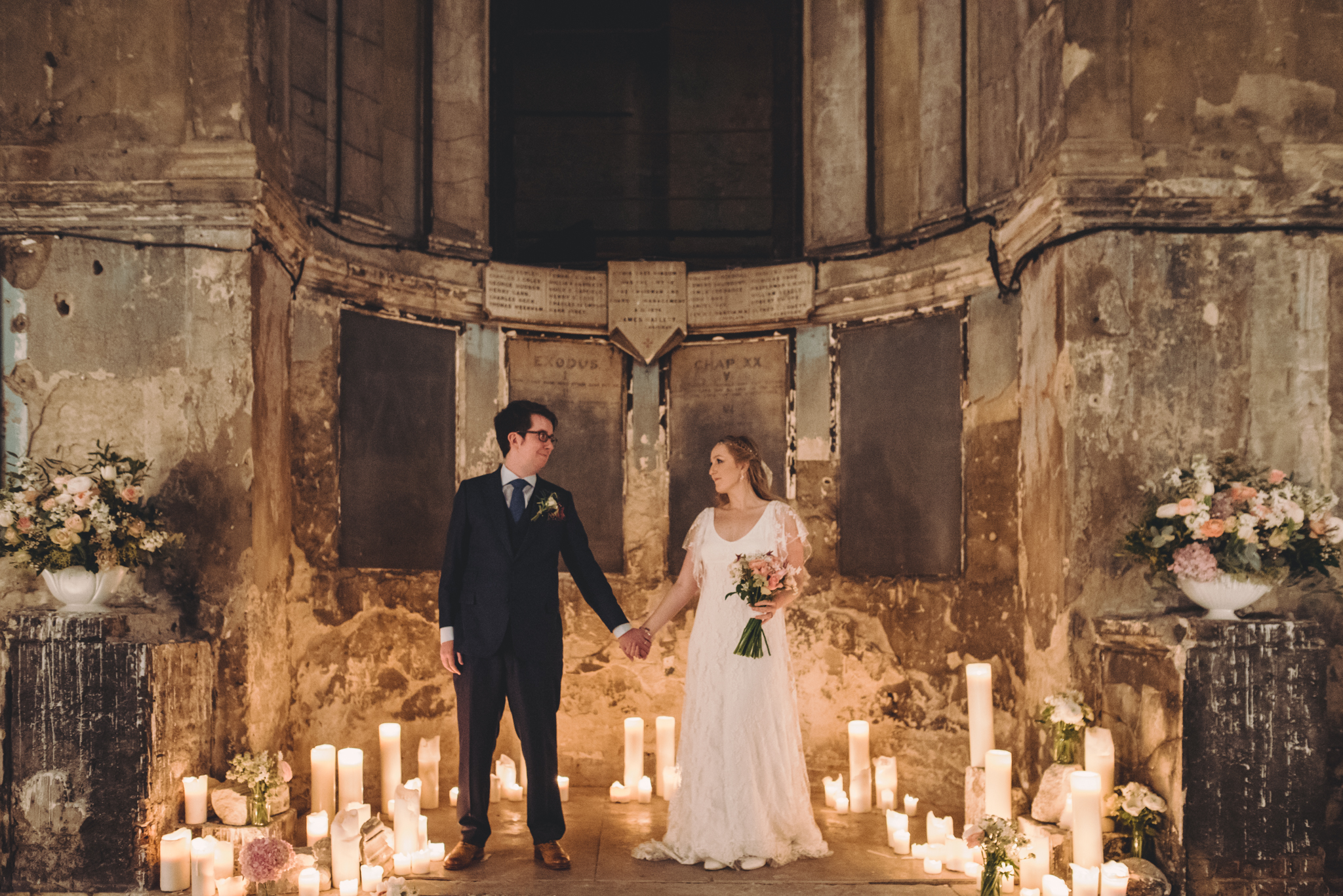 Asylum Winter Wedding