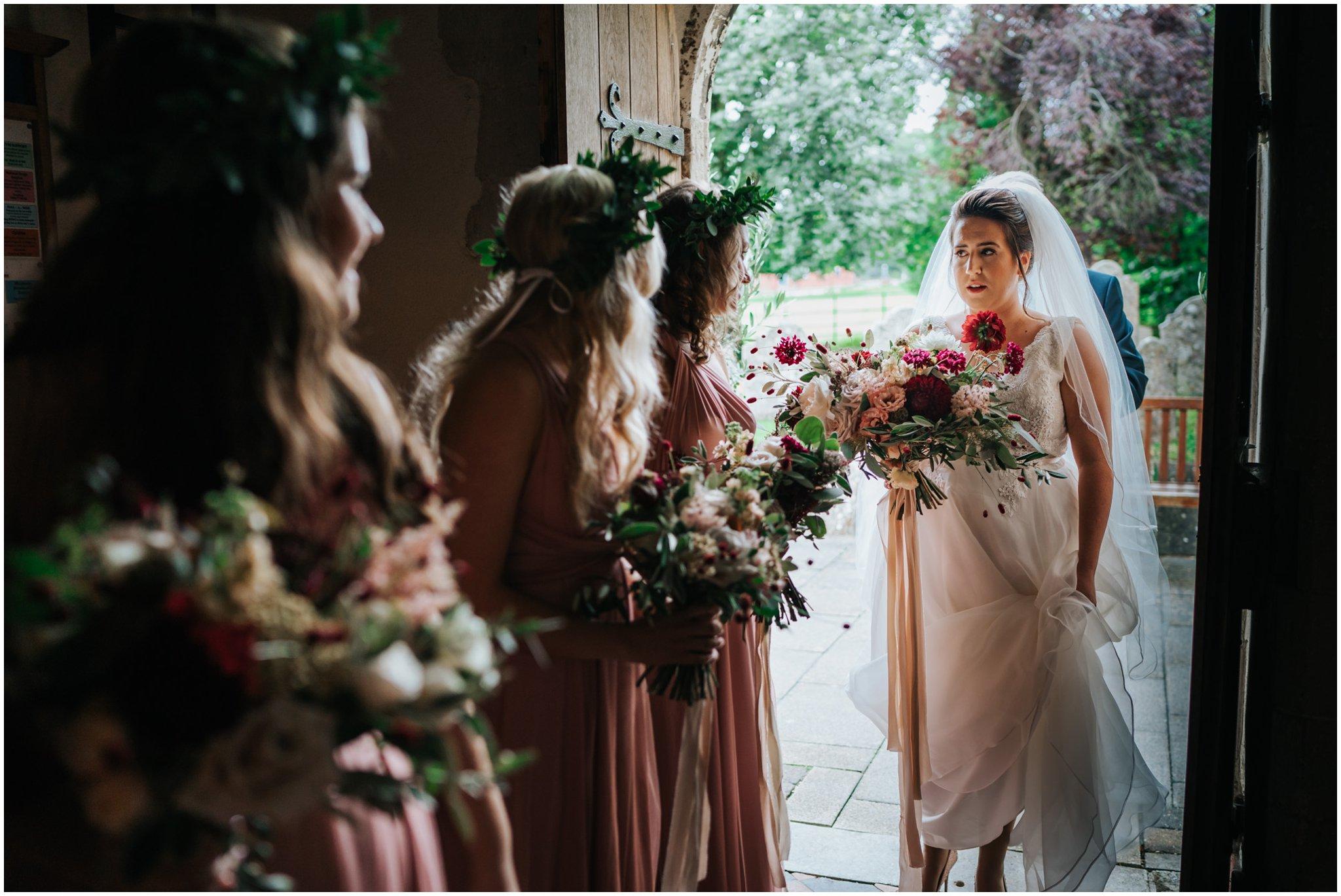 st mary's church kingsworthy wedding