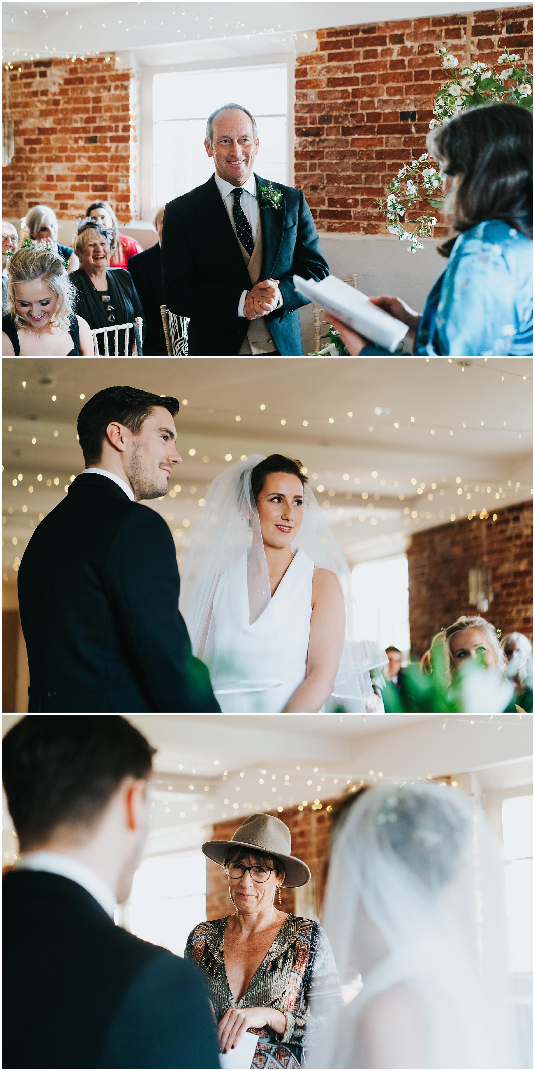 Sopley Mill Winter wedding