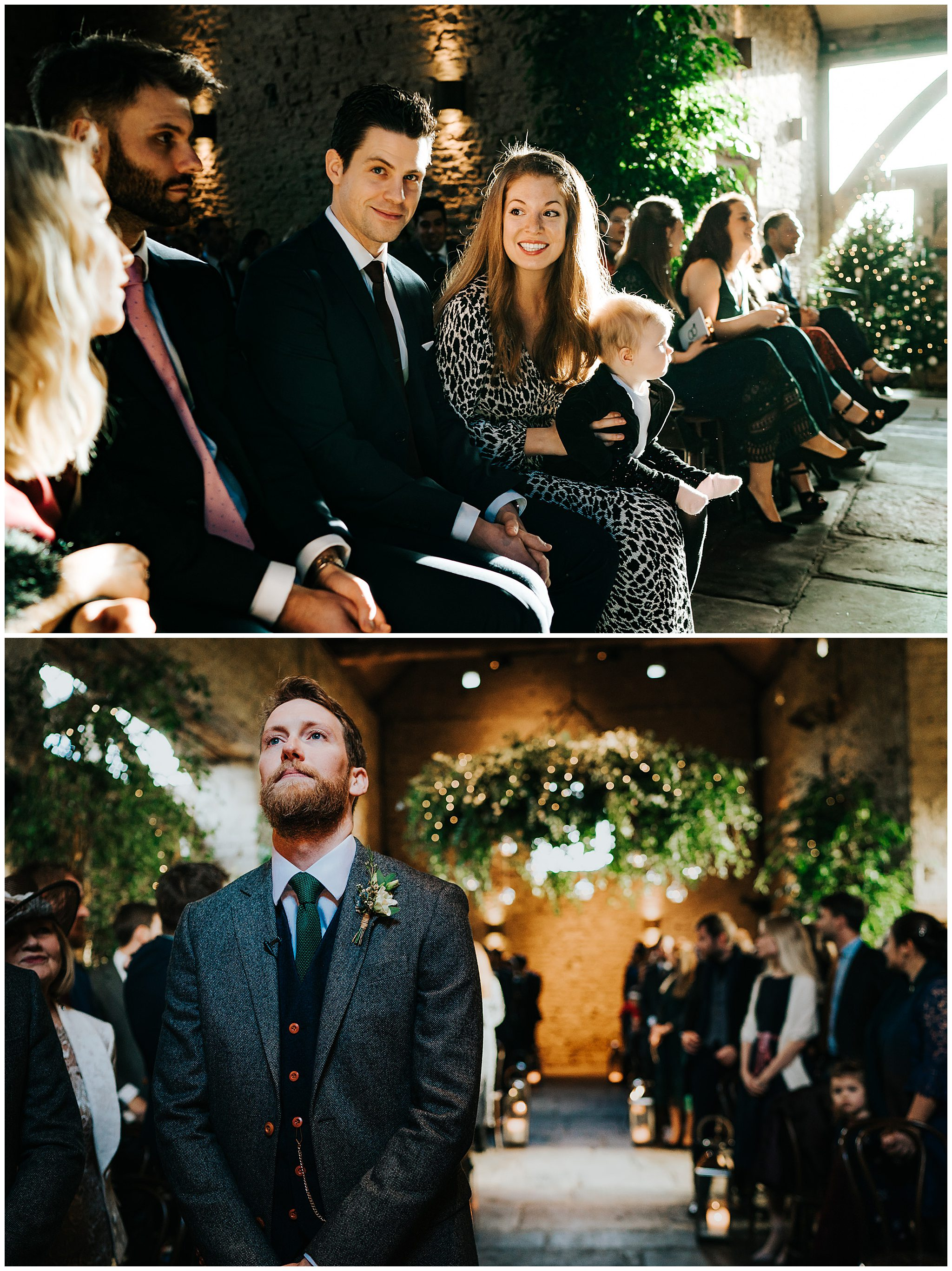 Cripps barn winter wedding