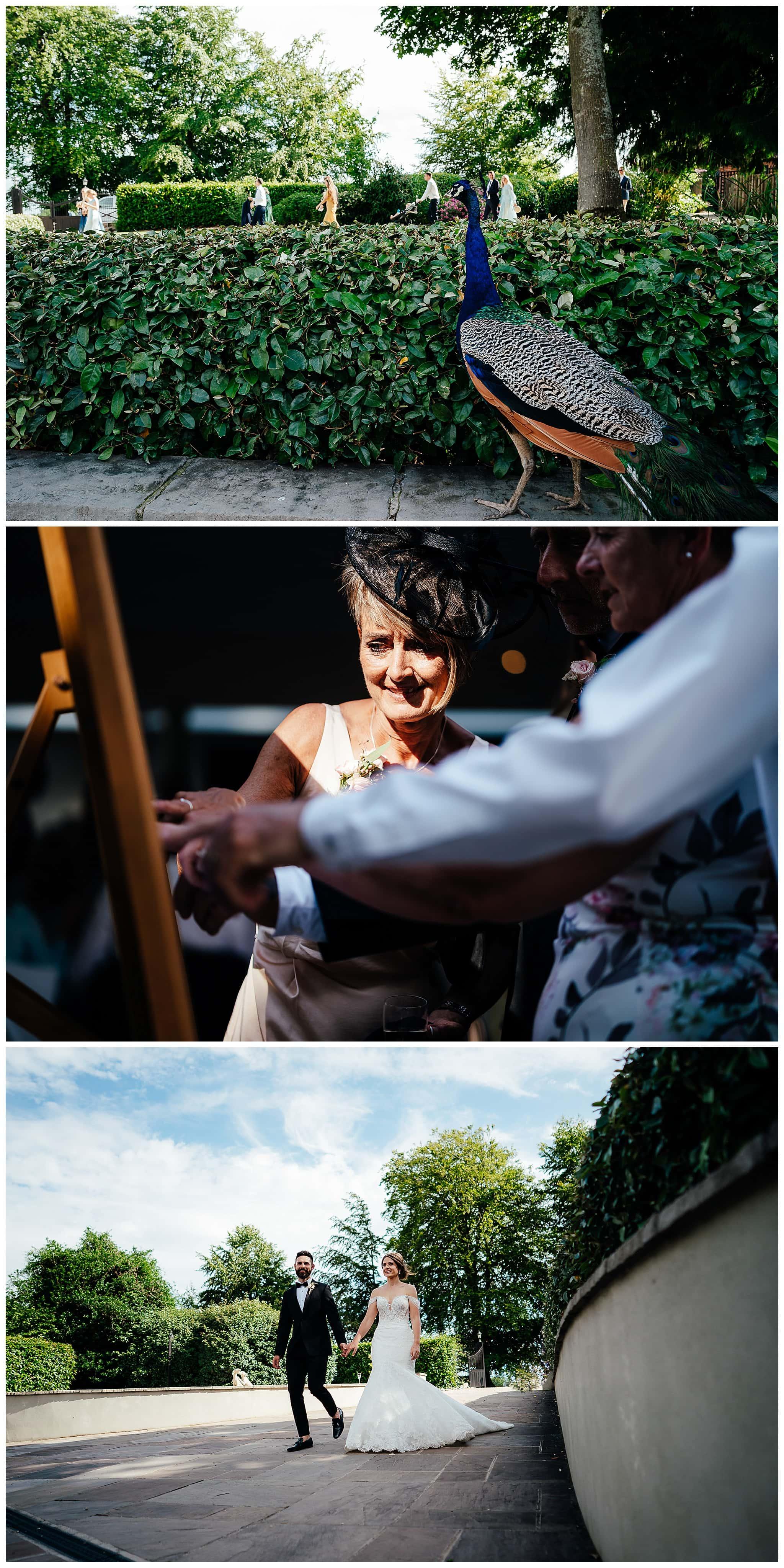 larmer tree wedding photographer-116