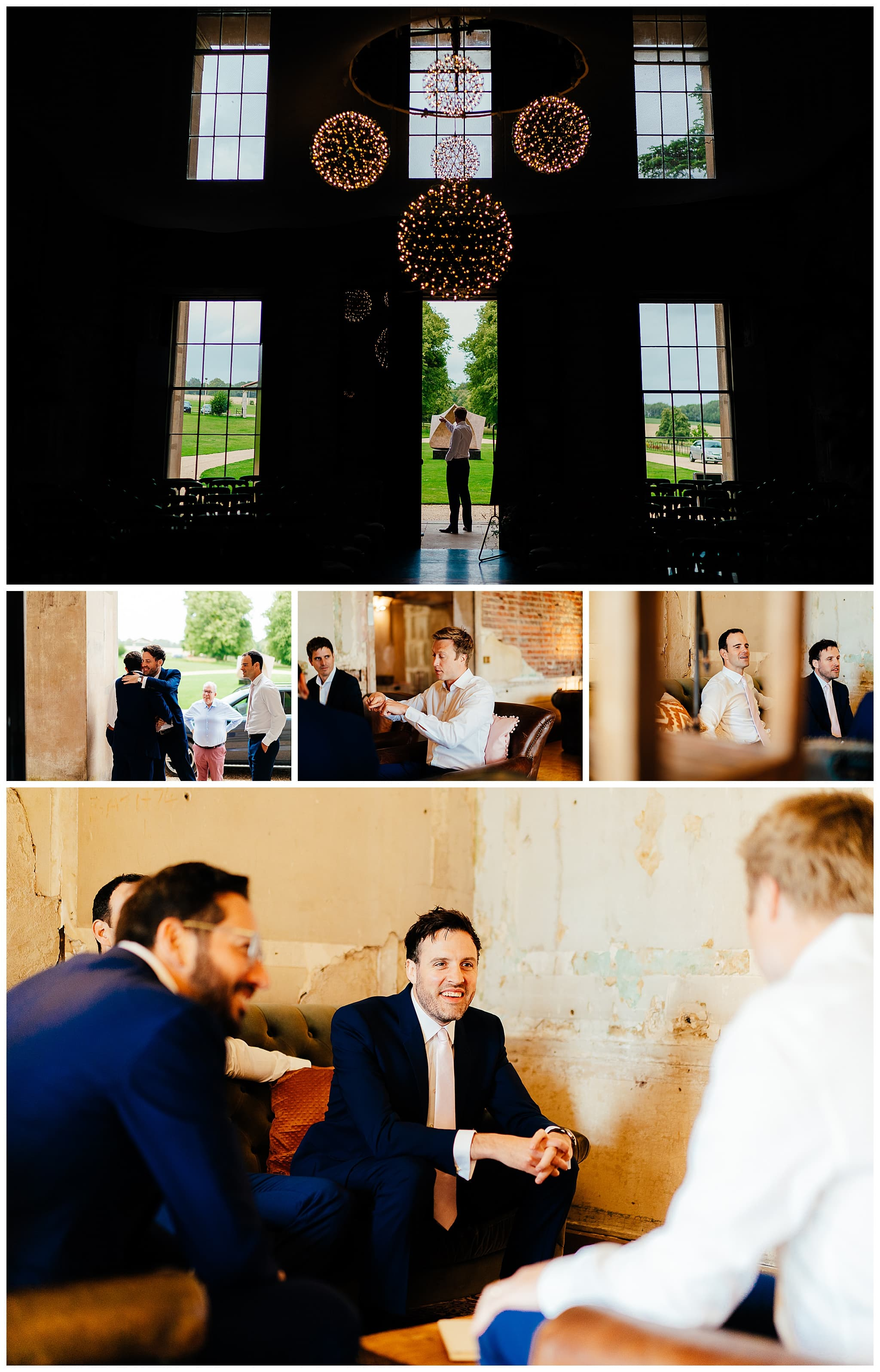 The Grange Hampshire wedding -11