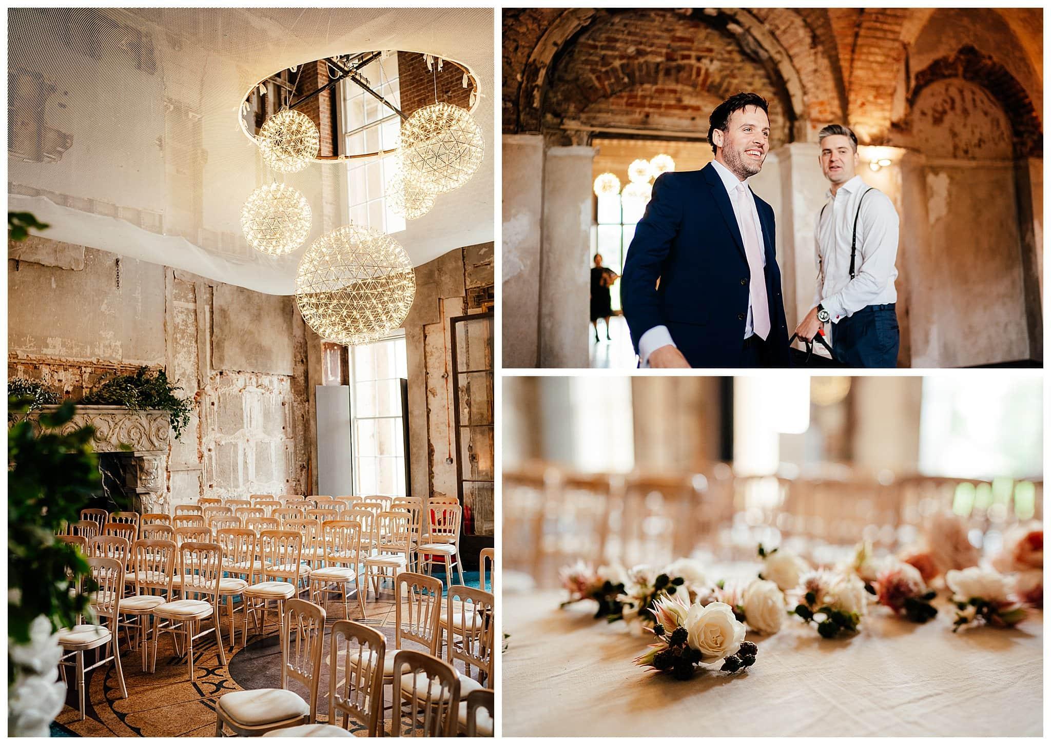 The Grange Hampshire wedding -17