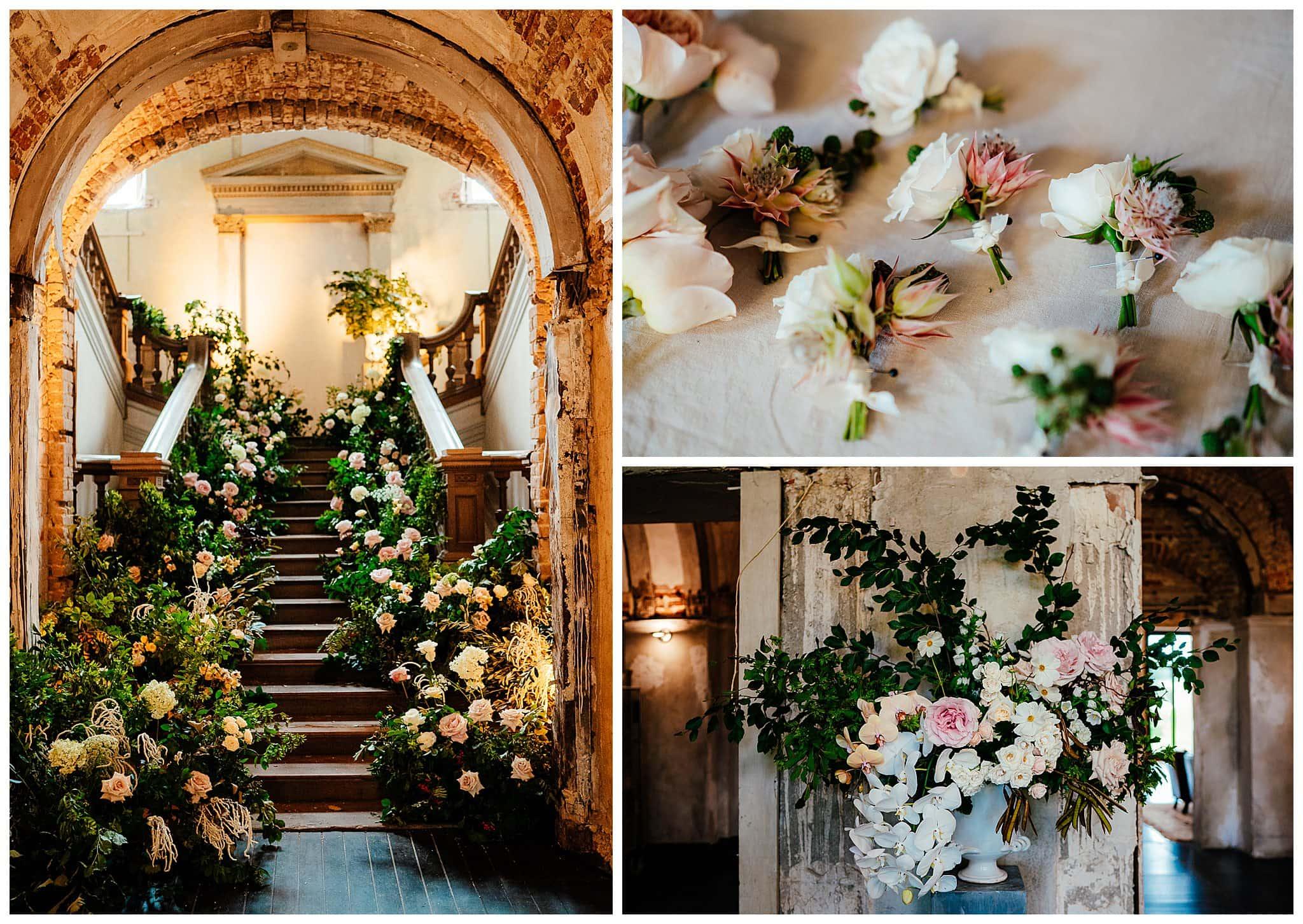 The Grange Hampshire wedding -6